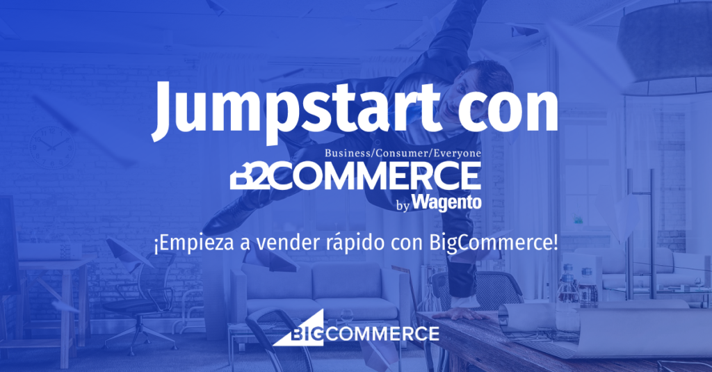 Get Selling Quickly on BigCommerce with Jumpstart Offer